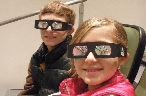 3D Vision and Movies