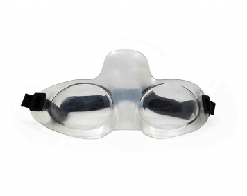 clear eye goggles